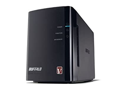 Buffalo LinkStation Pro Duo 4 Tb High Speed Network Storage RAID 0/1 from BUFFALO
