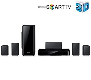 HT-F5500 - Home cinema system - 5.1 channel