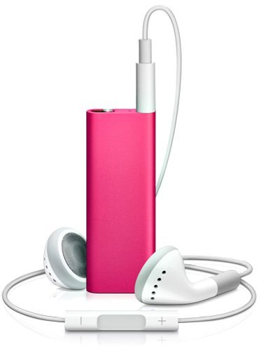 Apple iPod shuffle 第3世代 2GB ピンク MC387J/A