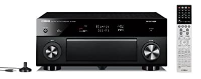 Yamaha RX-A1020 7.2-Channel Network AVENTAGE AV Receiver from Yamaha