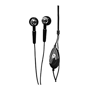 STEREO HANDSFREE HEADSET HEADPHONES EARBUDS EARPHONES for Samsung T339, T229, M200, I325 ACE, I617 Blackjack 2, A747 SLM, M520, M510, R500 HUE, T729 Blast, T539 Beat, A517, A737, T439, T739, R300, R200, A827 Access [Retail Packaging]