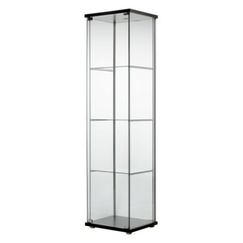 Ikea Yellow Kitchen Accessories ~ Cheap Ikea Home Indoor Glass door cabinet black brown Sale [Discount
