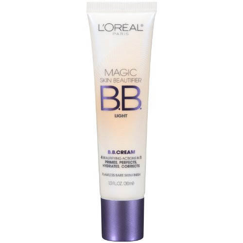 L'Oreal Studio Secrets Magic B.B. Cream, Light, 1 Fluid Ounce