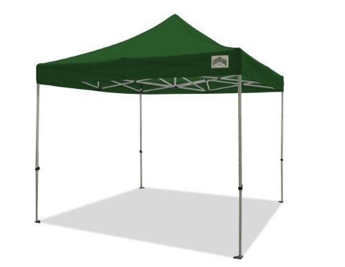 caravan canopy 10 x 10 feet classic basic canopy kit. Black Bedroom Furniture Sets. Home Design Ideas