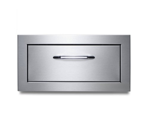 Capital Cooking Equipment Cce1Drwss Precision Series Stainless Steel 1-Drawer Storage Accessory System
