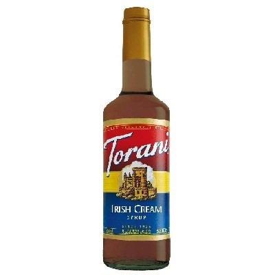 トラーニ アイリッシュクリームシロップ瓶750ml