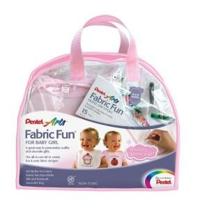 FABRIC FUN BABY KIT GIRL Drafting, Engineering, Art (General Catalog)