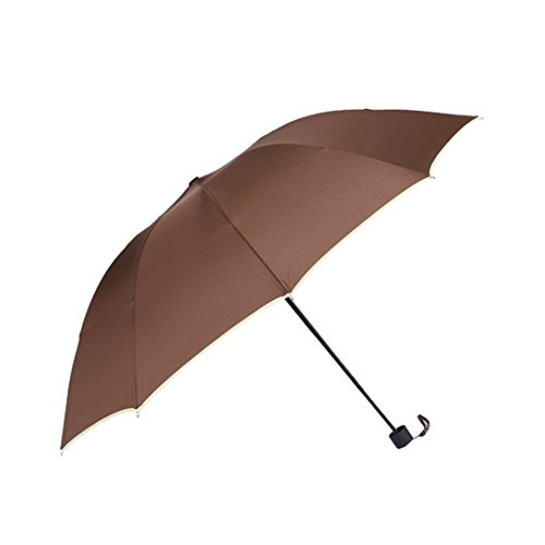 marca west simple anti uv parasol folding sun rain windproof umbrella home garden parasols umbrellas. Black Bedroom Furniture Sets. Home Design Ideas