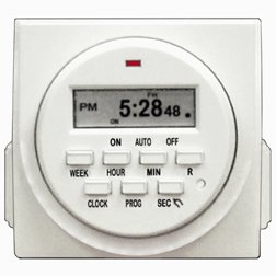 Digital 15-Amp AC Outlet All-Purpose U8 Timer