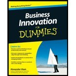 img - for Business Innovation for Dummies (10) by Hiam, Alexander [Paperback (2010)] book / textbook / text book
