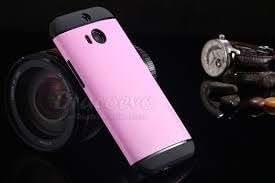 HTC M8 SPIGEN BACK COVER