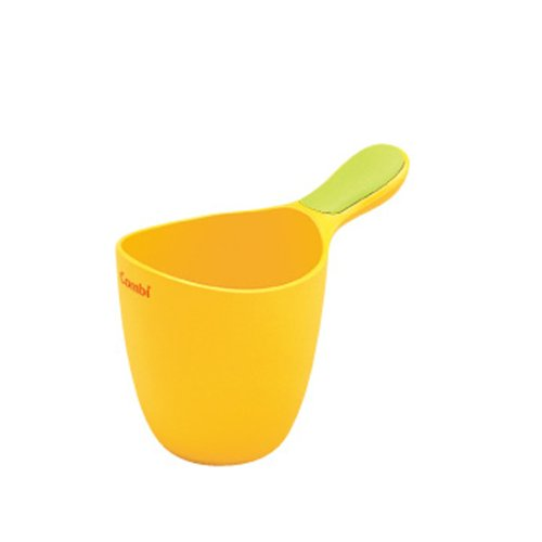 Babylabel Pail Label Yellow front-518257