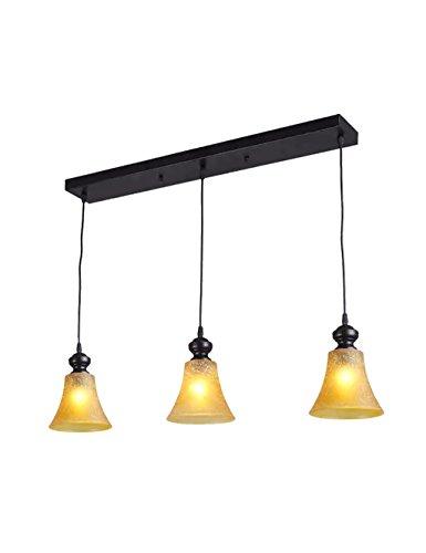 american-country-contratta-da-letto-studio-ristorante-chandelier-di-vetro-glassato-due-stili-opziona