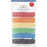 Doodlebug Doodle Twine Primary Assortment