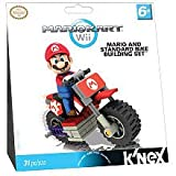 K'NEX Mario Kart Build Set - Mario Bike