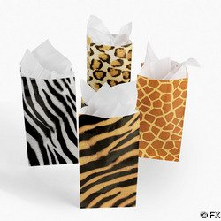 Leopard Print Party Supplies