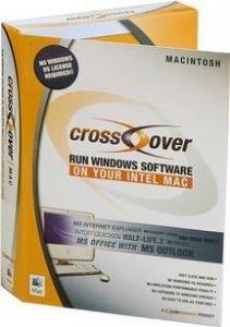 CROSSOVER MAC - CODE WEAVERS (MAC 10.4 OR LATER)
