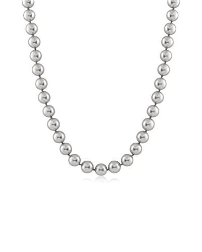 Majestik 10mm Grey Pearl Necklace