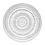 イッタラ(Iittala) カステヘルミ 17cmプレート(クリア)ペアセット #iit004519fba