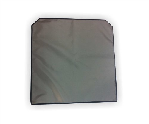 "Gray Nylon Designed For Full Size Industry Standard Microscopes. 22"" Wide X 22"" High"