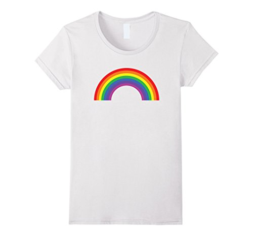 Women's Rainbow Shirt - 5 Colors - Sizes from Small to Extra Large XL