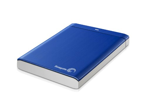 Seagate Backup Plus 1 TB USB 3.0 Portable External Hard Drive STBU1000102 (Blue)