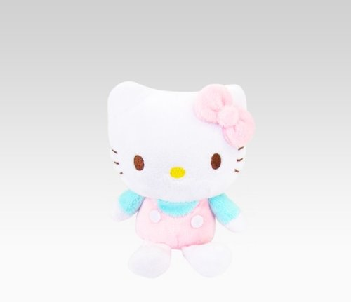 Hello Kitty Pink Mascot Plush: Spring