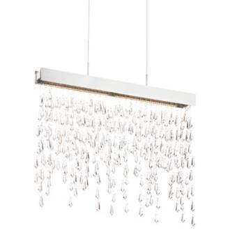 Palatine Modern Led Crystal Pendant Light