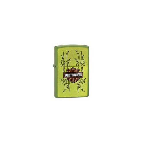 Zippo Harley Davidson Bar & Shield Lurid Lighter