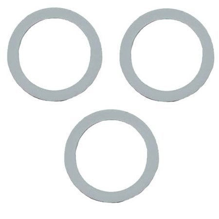 O-Gasket Rubber 3-Pack O-Ring Gasket Seal for Osterizer and Oster Models (Oyster Fusion Blender Parts compare prices)