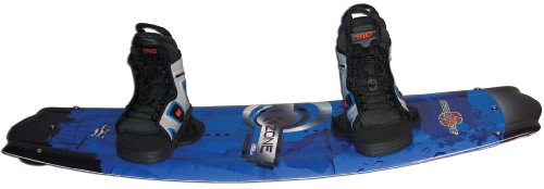 Hydroslide Ozone Wakeboard with Trio Bindings