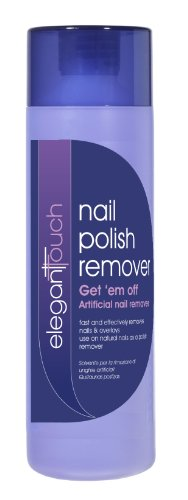 Elegant Touch Super Get 'Em Off Nail Polish Remover (For Artificial Nails) 200ml