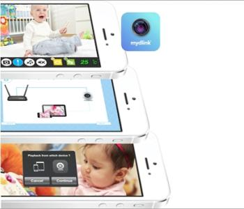 mydlink Baby App