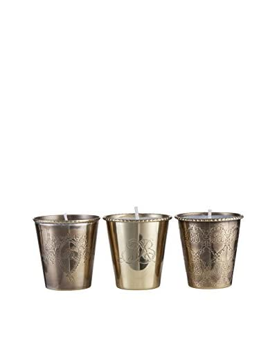 Lene Bjerre Set of 3 Small Benitta Tealights