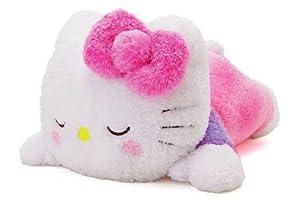 Hello Kitty - Huggable Pillow Sleeping Kitty 22 Inch Plush
