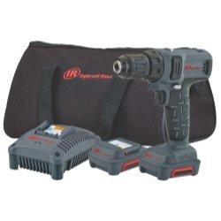 "Ingersoll Rand (Irtd1130-K2) Iqv12 3/8"" 12V Cordless Drill/Driver Kit"