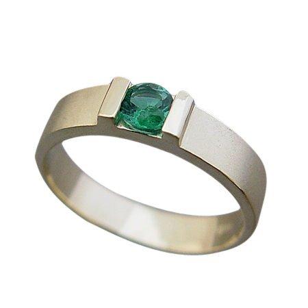 Schmuck-Michel Damen Ring Gold 585 Smaragd 0,35 Karat (8238) Größe 57 jetzt bestellen