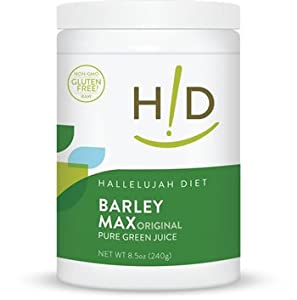 BarleyMax (8.5 oz) Powder, Hallelujah Acres