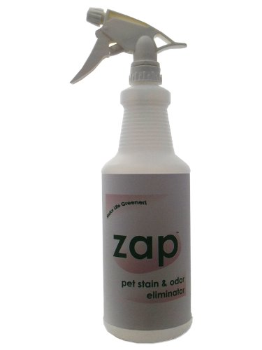 Zap Pet Stain And Odor Remover Green Non Toxic