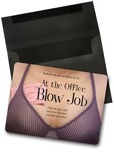 At The Office Blow Job