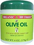 Organic Root Stimulator Olive Oil Hair Creme - 170g