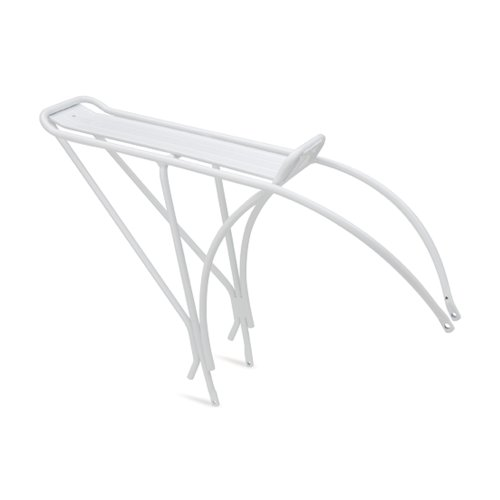 Electra Townie White Alloy Rack (26- Inch)