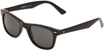 Sunoptic SP112 Wayfarer Sunglasses Black One Size
