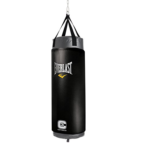 everlast-c3-foam-heavy-punch-bag-grey-4-feet