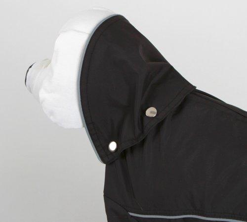 Kerbl 81376 Regenmantel Manchester, 30 cm, schwarz -