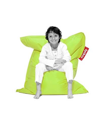 FATBOY Junior beanbag in lime