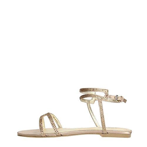 Liu Jo Shoes S15131 Sandalo Donna Raso Ivory Ivory 36