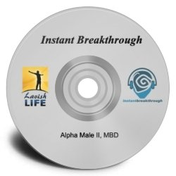 Alpha Male II, MBD Penis Enlargement Hypnosis CD
