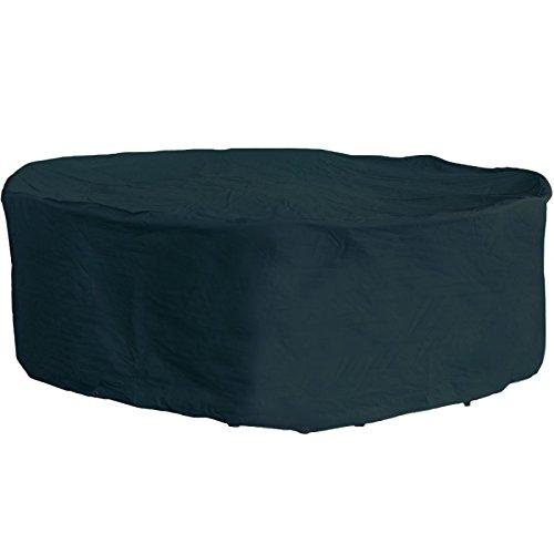Robuste Schutzhülle für Sitzgruppe aus starkem Polyestergewebe anthrazit D= 200cm jetzt bestellen