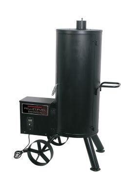 Best Price! HEAVY DUTY BRINKMANN VERTICAL SMOKER AND GRILL